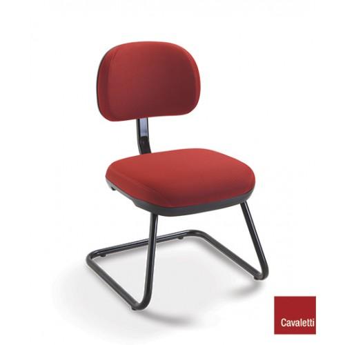 Cavaletti Stilo - Cadeira Secretária Aproximação 8108 S -
