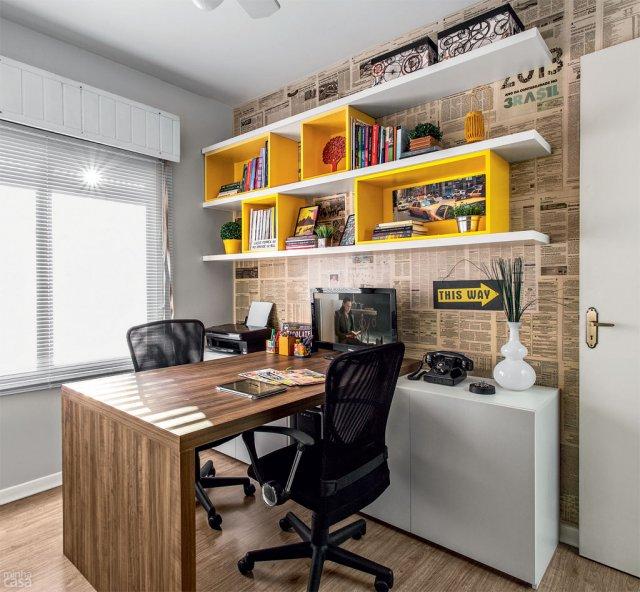 10 ideias para decorar um escritório
