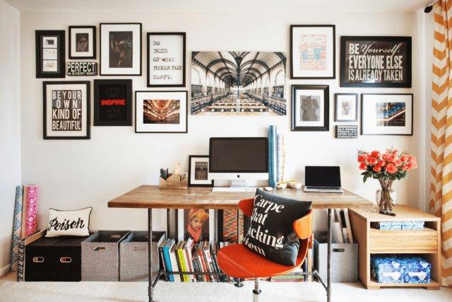 5 Dicas de Decoração para seu Home Office