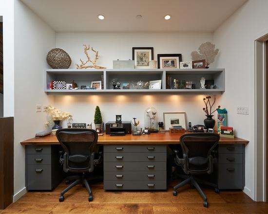 4 dicas de como decorar um escritório pequeno