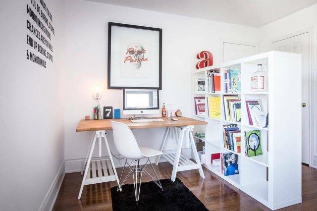 Tudo o que você precisa saber antes de decorar seu Home Office