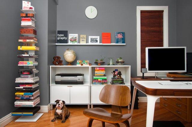Como as cores podem melhorar o desempenho no Home Office?