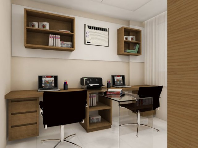 Como organizar um escritório pequeno?