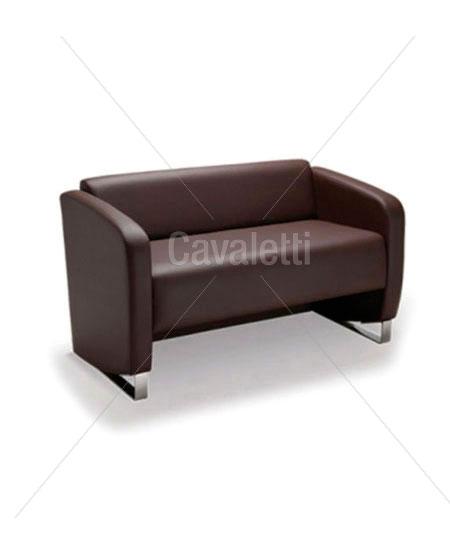 Cavaletti Box - Sofá de 2 lugares