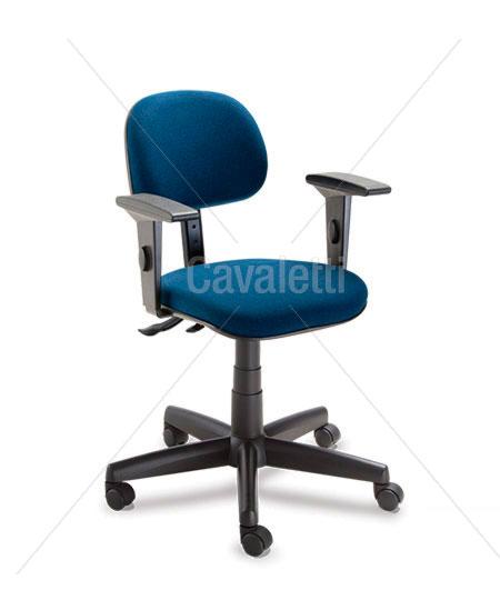 Cavaletti Start - Cadeira Secretária Giratória 4034 SRE SL