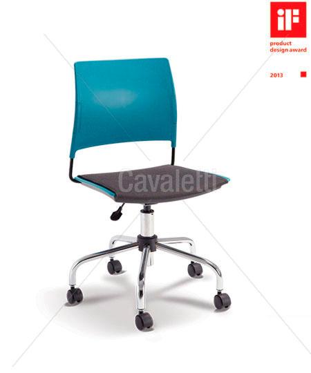 Cadeira Go Giratória 34003 Soft