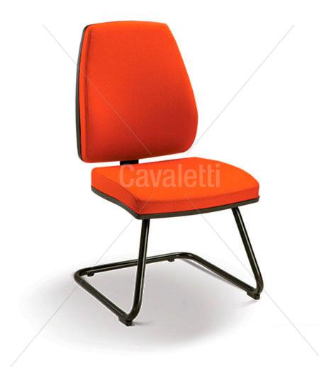 Poltrona Aproximação Alta Cavaletti Pro -  38006 S