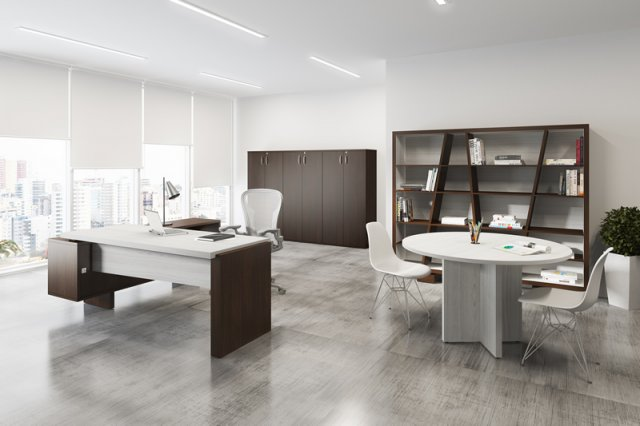 Ambiente - Linha Forma Office